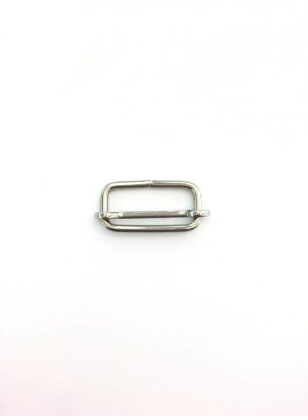slider silver 25mm