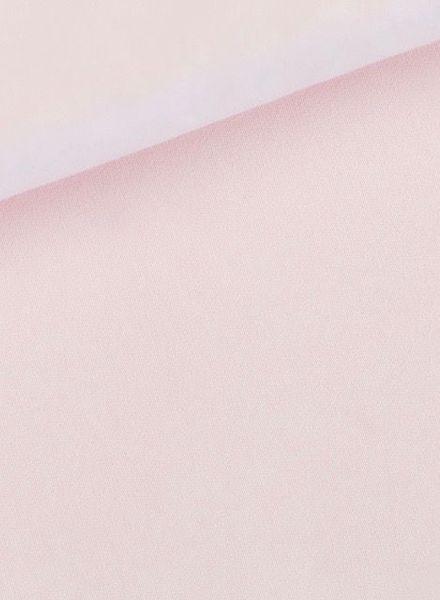 French Terry - Gesluierd Roze