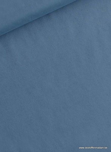 Dyna Blauw - cotton lawn