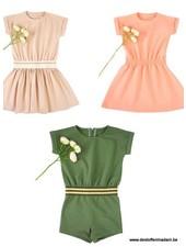 Lux jurk & jumpsuit patroon - Bel 'Etoile