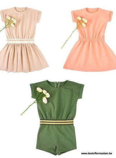 Bel'Etoile Lux jurk & jumpsuit patroon - Bel 'Etoile