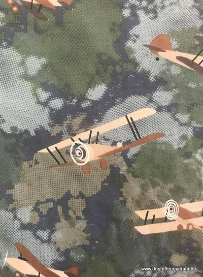 army plane - jersey
