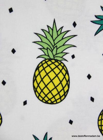 ananas - tricot