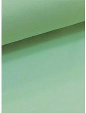 groene stof Eva Mouton - french terry