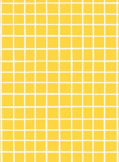 yellow rasters Eva Mouton - french terry