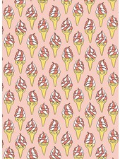 ijsjes Eva Mouton - french terry