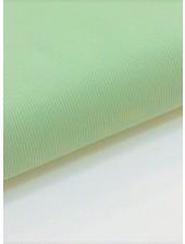 green ribbing -  Eva Mouton