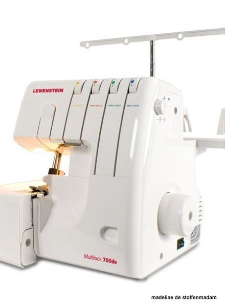 Serger basics 6/10 afternoon Lier
