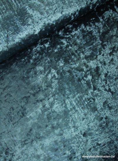 blue subtil striped - velvet
