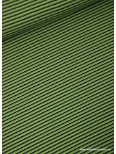 groene streepjes - tricot