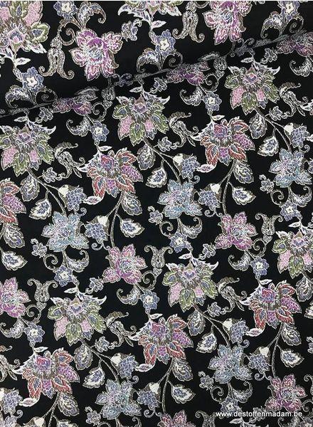 bloemen paars -  dunne punta di roma