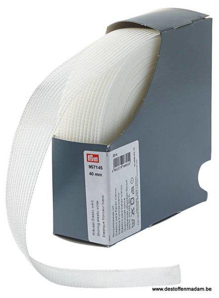 Shirred waistband  40mm