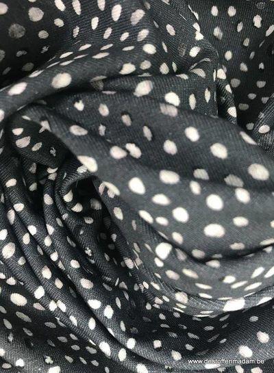 grey dots mini winter - jersey