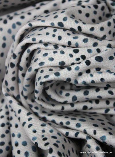 creme dots mini winter -  jersey S