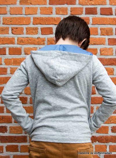Ole vest voor kinderen of tieners 24/11 Steenokkerzeel