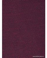 F&D - night blue and deep red fleece cotton