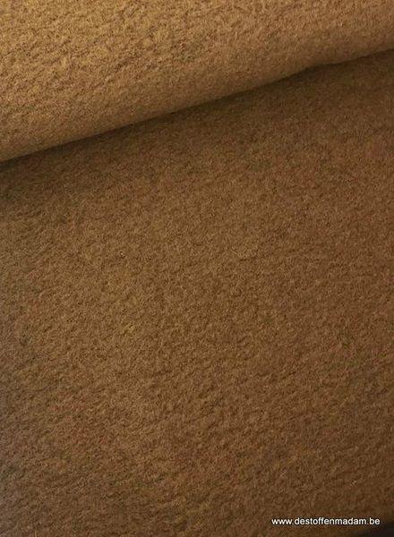 LMV - brown woolen fabric - coat fabric