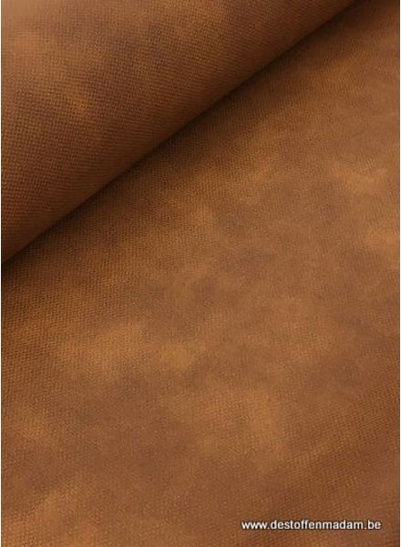 cognac vegan leather for bags