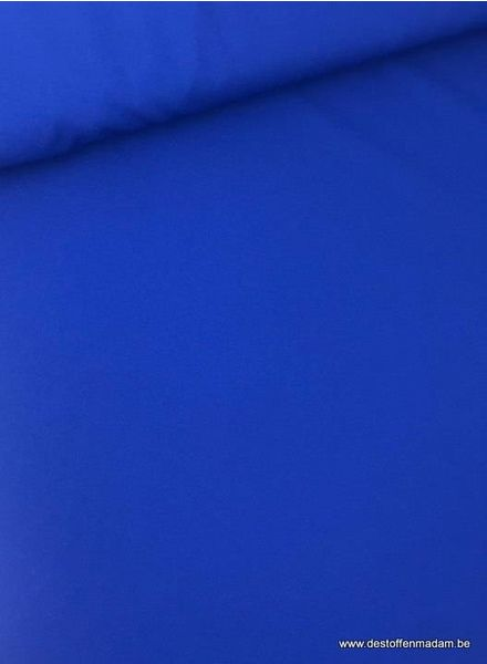 LMV-  kobalt - crêpe