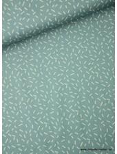 sprinkle lichtblauw - katoen S