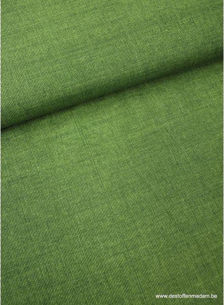 grid green - cotton S