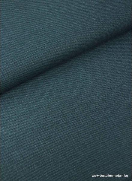 grid blauw - katoen