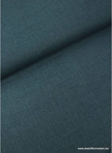 grid blue - cotton