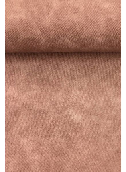 roze imitatieleer voor tassen