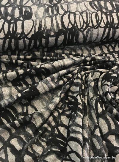 marcel curl- viscose jersey