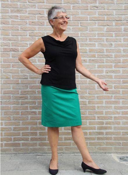 cursus patroontekenen - rechte rok op maat LIER oktober