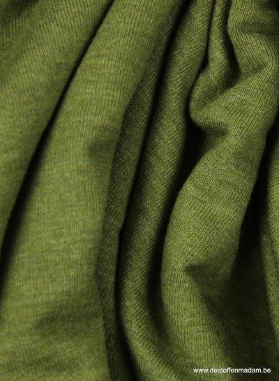 khaki melee sweater