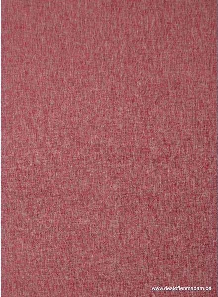 melange softshell - roze