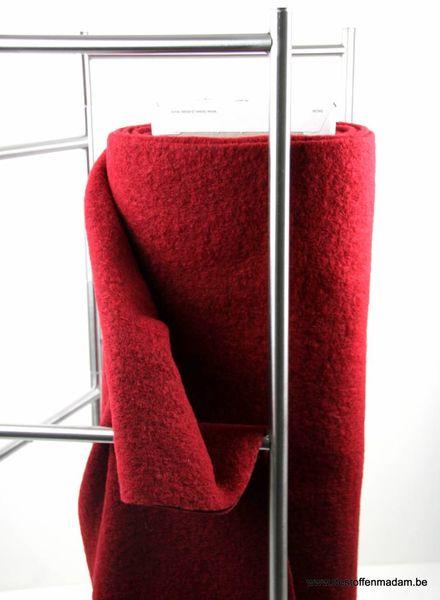Ronja red - coat fabric