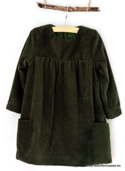 Odeline blouse / jurk - Iris May