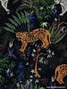 Dame Blanche jungle - viscose twill