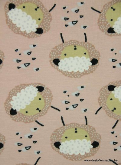 pink sheeps - jersey