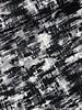 grijs grapfische print - viscose jersey