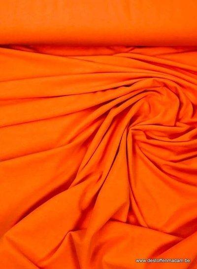 neon orange - jersey