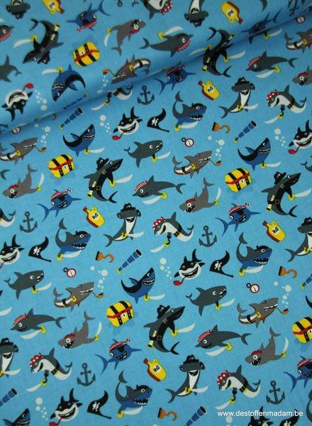 pirates and sharks - katoen