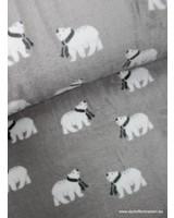 ijsbeer - fleece double face