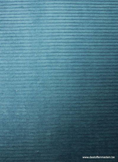 baby blue corduroy/ribfluweel S