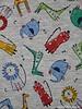 grijs zoologie - tricot S