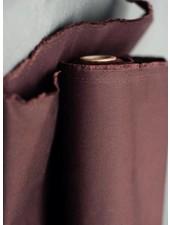 burgundy dry oilskin