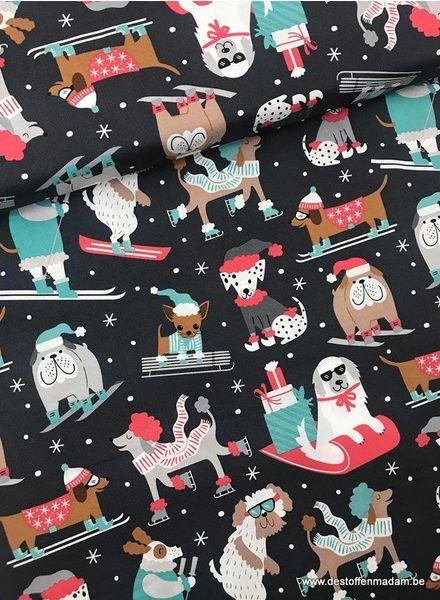christmass - cotton