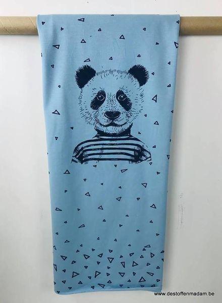 mister panda - paneel tricot