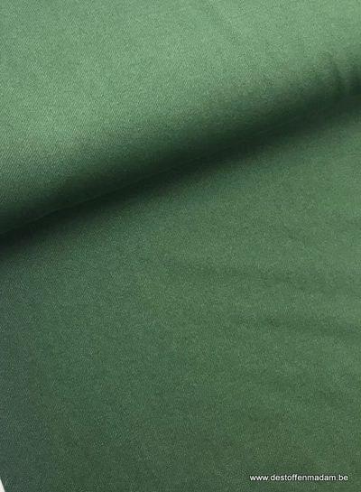 khaki green - jeans jersey