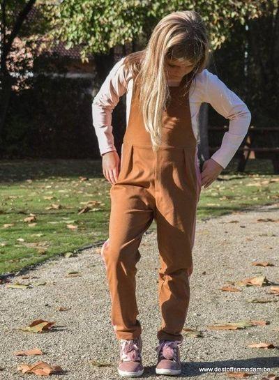 Willa jurk & jumpsuit Bel 'Etoile