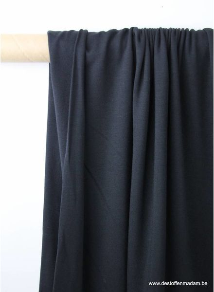 black modal jersey