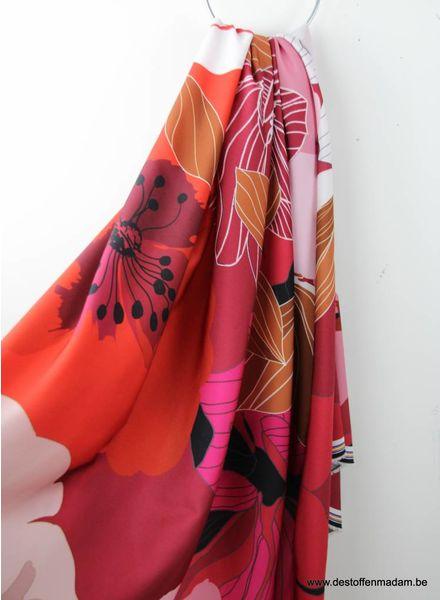 senzo roze amazing colors - viscose