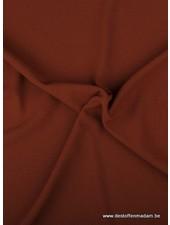 roest - crêpe elasthan